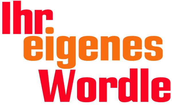 Erschaffen Sie Ihr eigenes Wordle™