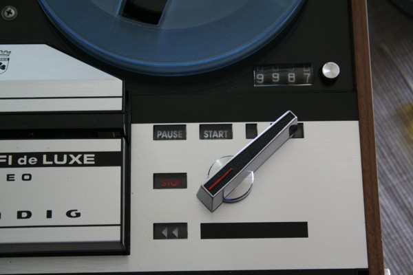 Grundig TK 147 HiFi de Luxe stereo