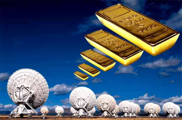 Gold ist ein Himmelsgeschenk