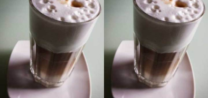 Zwei mal Latte - doppelt lecker!