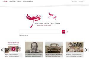 Deutsche Digitale Bibliothek - Kultur für Alle