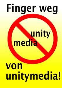 unitymedia – Inkompetenz und Unfähigkeit in Reinkultur