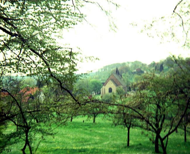 Kirche zu Unter-Stromberg