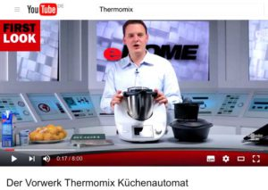 Thermomix / YouTube Screenshot