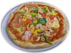Kichererbsenmehl für die Pfannenpizza