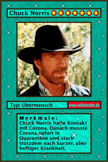 Chuck Norris vs. Corona