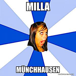 Milla Münchhausen